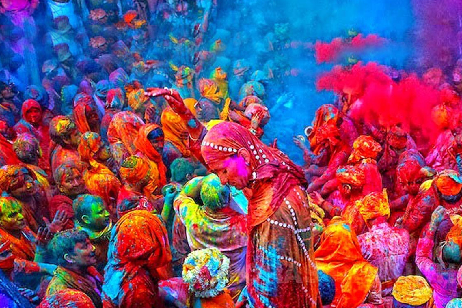 Holi- The festival of colors