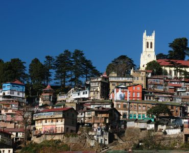 WALKING TOUR OF COLONIAL SHIMLA