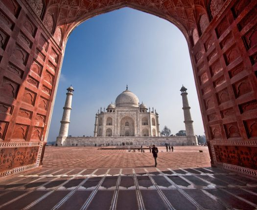 visiting India in March