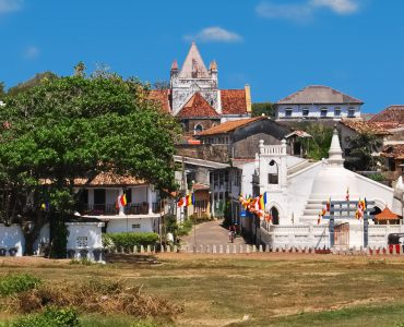 WALKING TOUR OF GALLE