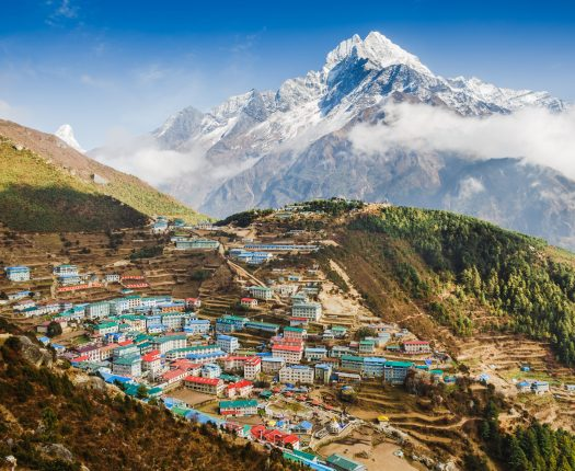 visiting Nepal in April
