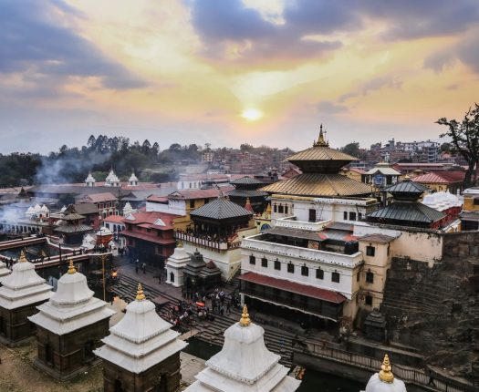 visiting Nepal in June