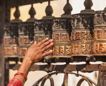 Cleansing Body and Soul in Nepal