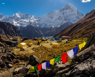 Annapurna Base Camp Trek in Style
