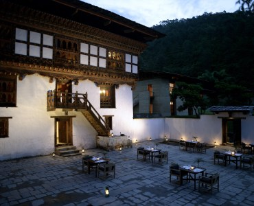 LUXURY PRIVATE TOUR OF BHUTAN WITH AMAN HOTELS
