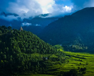 visiting Bhutan in July